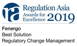 Regulation Asia Awards for Excellence