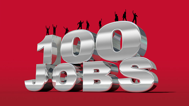 100 new jobs at Fenergo