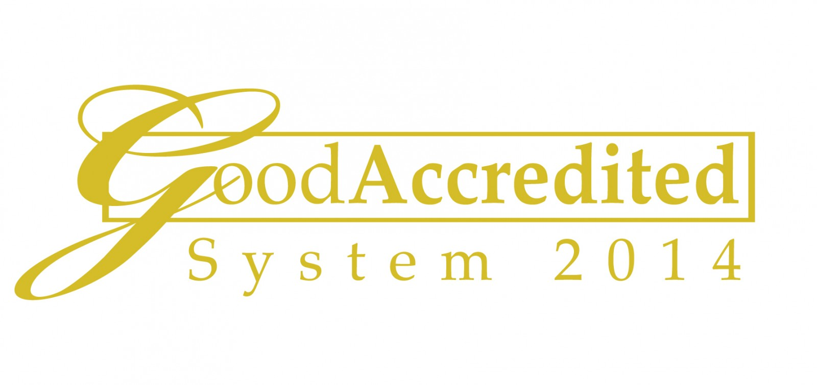 Gold Accredited logo 2014